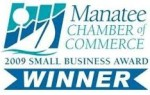 small business of the year 2009